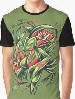 Grovyle  Graphic T-Shirt