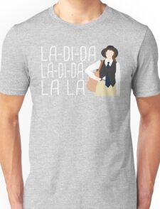 La-Di-Da Annie Hall Unisex T-Shirt