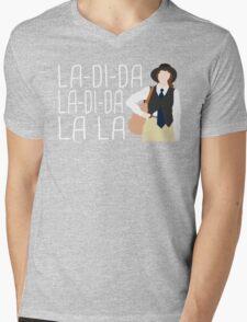 La-Di-Da Annie Hall Mens V-Neck T-Shirt