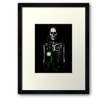 Cinema Macabre Framed Print