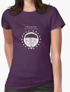The Weather Womens Fitted T-Shirt
