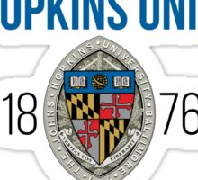 Johns Hopkins University Sticker