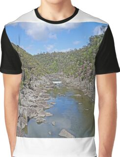 Cataract Gorge, Launceston Graphic T-Shirt