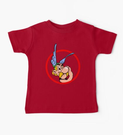 Cool Asterix Baby Tee