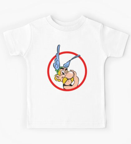 Cool Asterix Kids Tee
