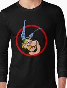 Cool Asterix Long Sleeve T-Shirt