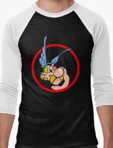 Cool Asterix Men's Baseball ¾ T-Shirt