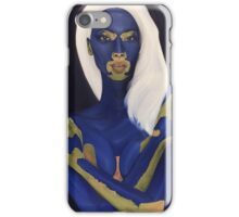 Winnie Harlow as Gaea iPhone Case/Skin