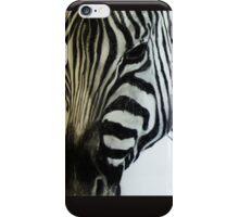 Zebra Thoughts iPhone Case/Skin