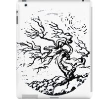 Old and Ancient Tree  iPad Case/Skin
