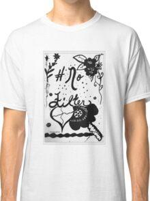 Rachel Doodle Art - No Filter Classic T-Shirt