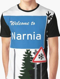 Narnia traffic Graphic T-Shirt