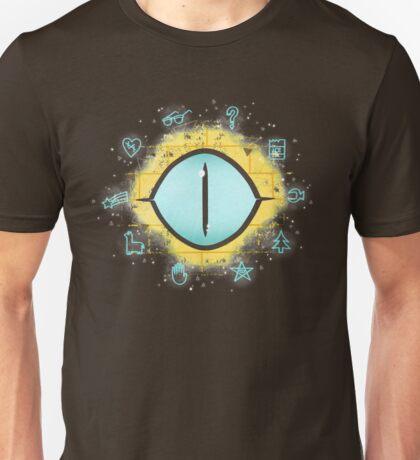 The Eye Of Fate // Bill Unisex T-Shirt