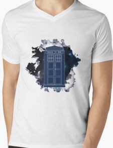 Dr. Who - Universe Mens V-Neck T-Shirt