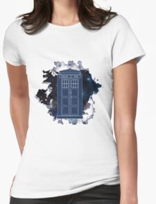 Dr. Who - Universe Womens Fitted T-Shirt