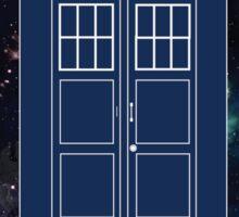 Dr. Who - Universe Sticker
