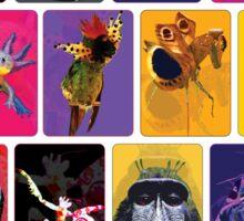 """""""Animazing Cards 1""""© Sticker"""
