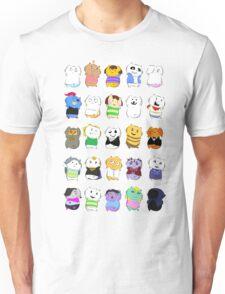 Undertale - Underkitties Unisex T-Shirt