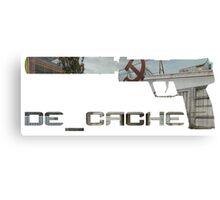 Usp-S Cache Edition. Canvas Print