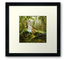 Dawn Goddess Framed Print