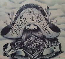 Death B4 Dishonor by streetscience