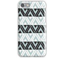 Seventeen Logo Pattern (kpop) iPhone Case/Skin