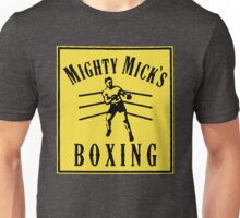 MIGHTY MICK'S BOXING CREED  Unisex T-Shirt