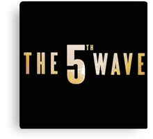 The 5th Wave Film Canvas Print