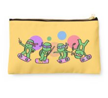 Hovering Turtles! Studio Pouch