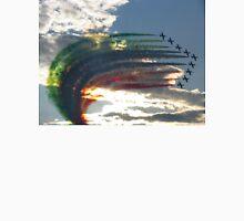 Frecce Tricolori - Italian Acrobatic Jet Team  Unisex T-Shirt