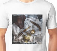 Old World Travel 3 Unisex T-Shirt