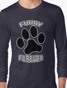 Furry Furever Long Sleeve T-Shirt