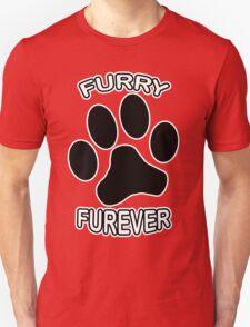Furry Furever Unisex T-Shirt