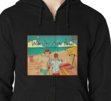 Vacation Zipped Hoodie