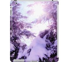 Mauve winter  iPad Case/Skin