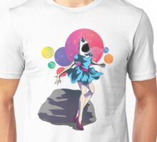Shark Girl Unisex T-Shirt
