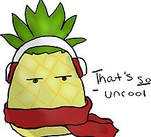 Paxton Pineapple by so-uncool