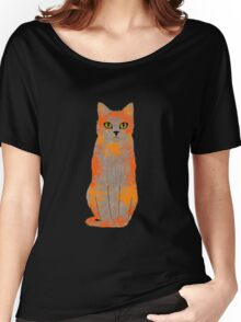 Warrior Cats Acrylic  Women's Relaxed Fit T-Shirt