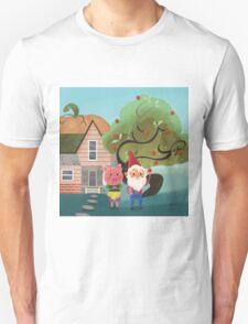 Mr. Pepper Pickle Pumpkin Plum T-Shirt