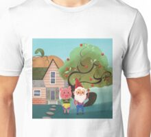 Mr. Pepper Pickle Pumpkin Plum Unisex T-Shirt
