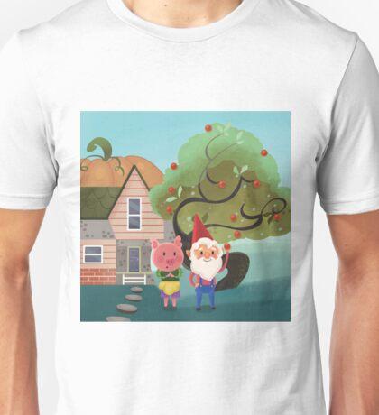 Mr. Pepper Pickle Pumpkin Plum Unisex T-Shirt