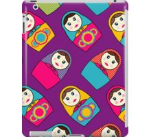 Babushka Dolls iPad Case/Skin