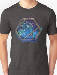 Travel Far With Good Vibes T-Shirt