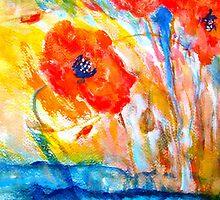 Flowers by francelal