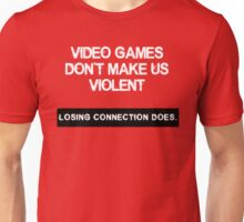 Gamer Violence Unisex T-Shirt
