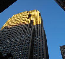 Rockefeller Center by nakamitsud