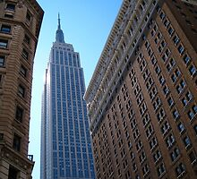 Empire State Building by nakamitsud