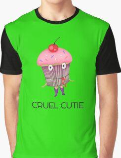 Cupcake (Cruel Cuties Series) Graphic T-Shirt