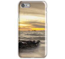 Half Moon Bay 1 iPhone Case/Skin