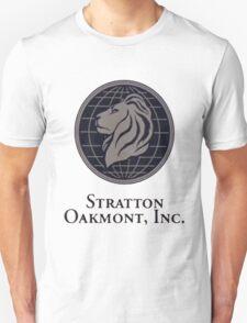 Wolf of Wall Street - Stratton Oakmont Inc T-Shirt